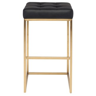 "Chi 29.75"" Bar Stool with Cushion"