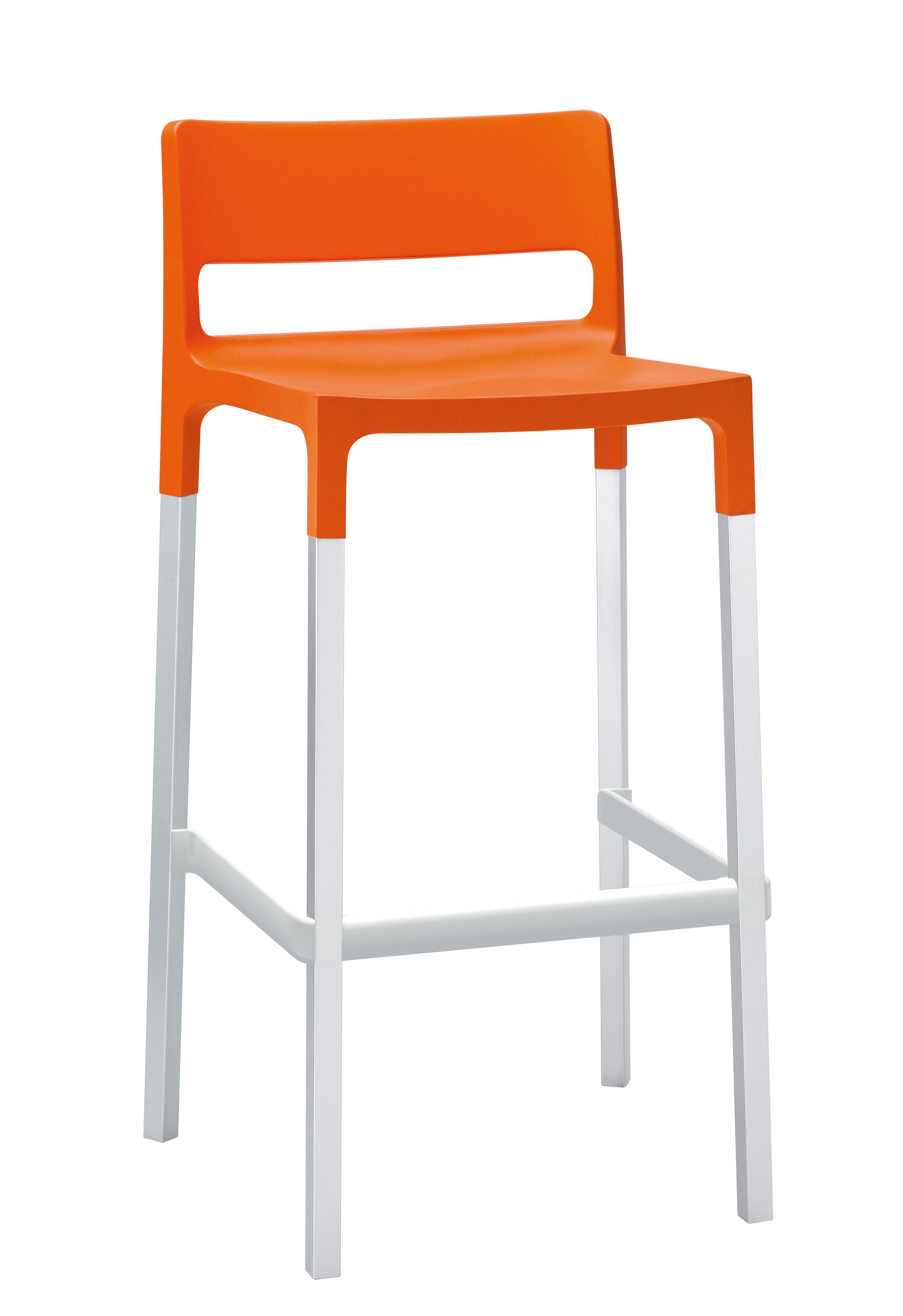 "Divo 24.6"" Bar Stool (Set of 4)"