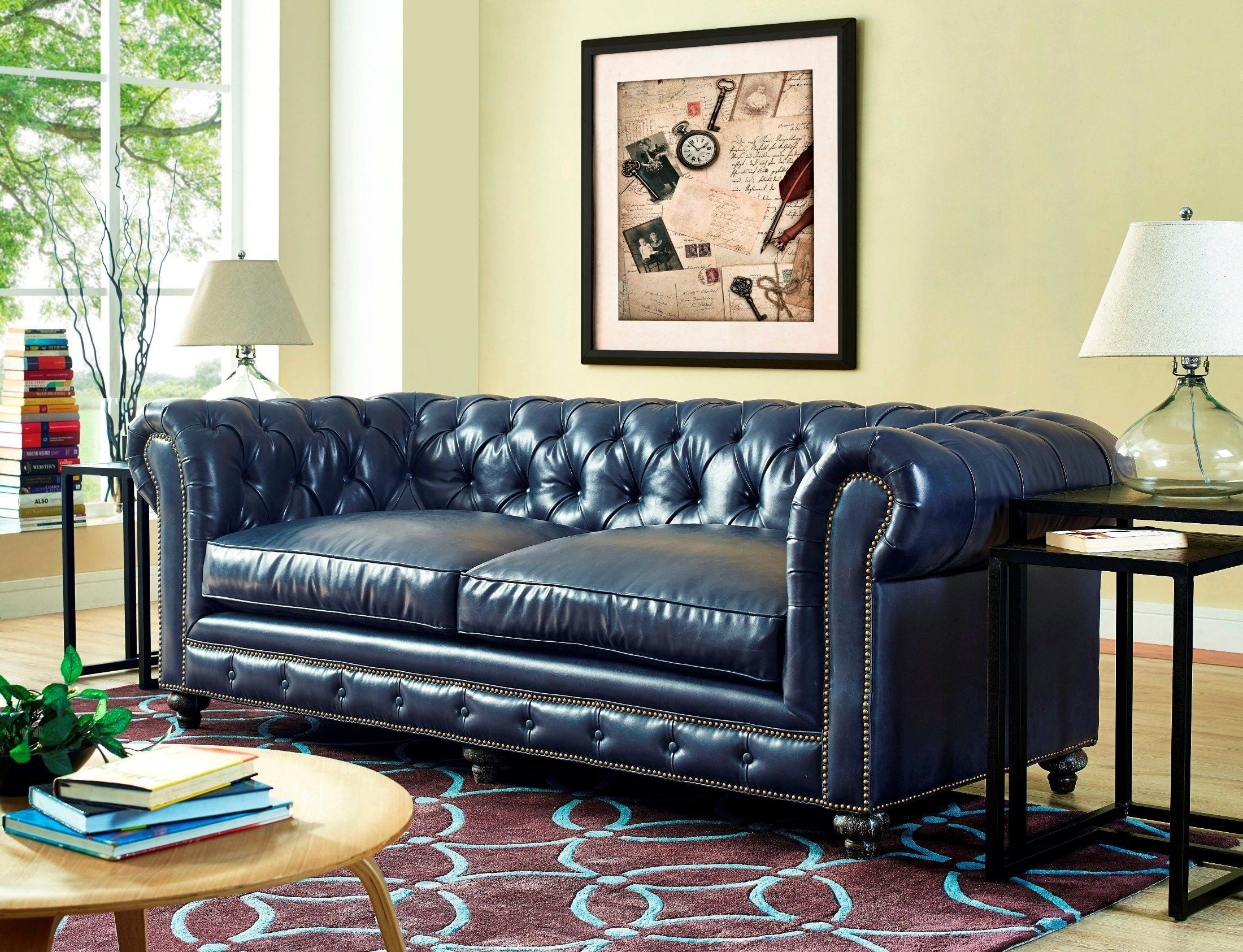 Durango Leather Sofa