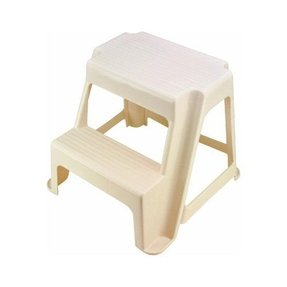 Folding 1 Step Plastic Step Stool