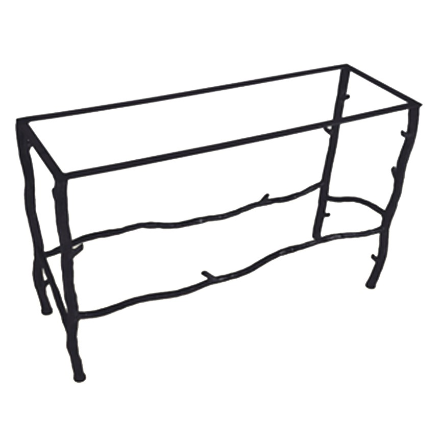 Metal Console Table Base 7