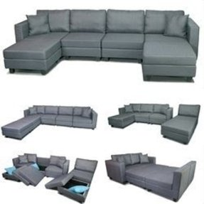 big sale 26a93 772a6 Modular Sofas For Small Spaces - Ideas on Foter