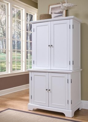Naples Armoire Desk
