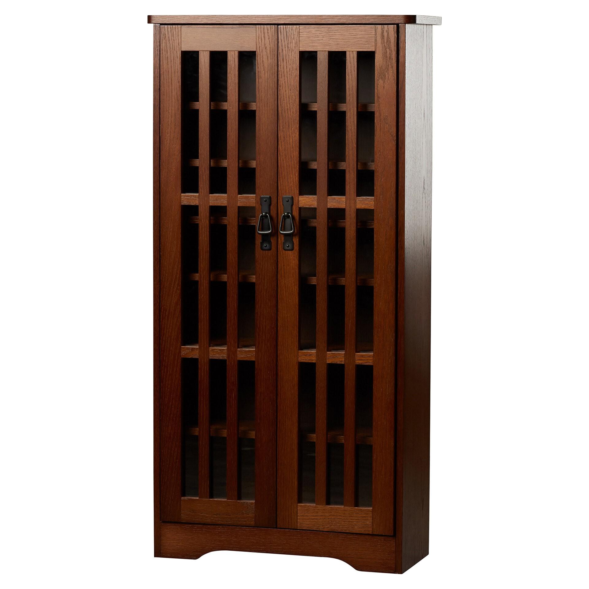 Pecke Multimedia Storage Cabinet
