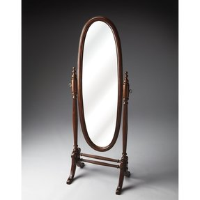 Plantation Cheval Floor Mirror