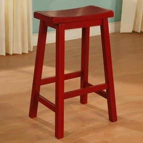 Inspirational Saddle Type Bar Stools