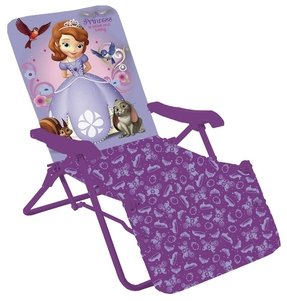 Sofia The First Kids Lounge Chair