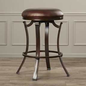Stupendous Copper Barstools Ideas On Foter Bralicious Painted Fabric Chair Ideas Braliciousco