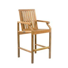 Teak Mandalay Dining Arm Chair Foter