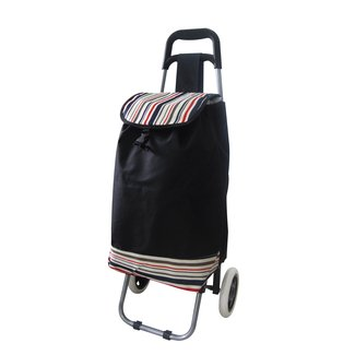 "33"" Lightweight Rolling Shopping Cart"