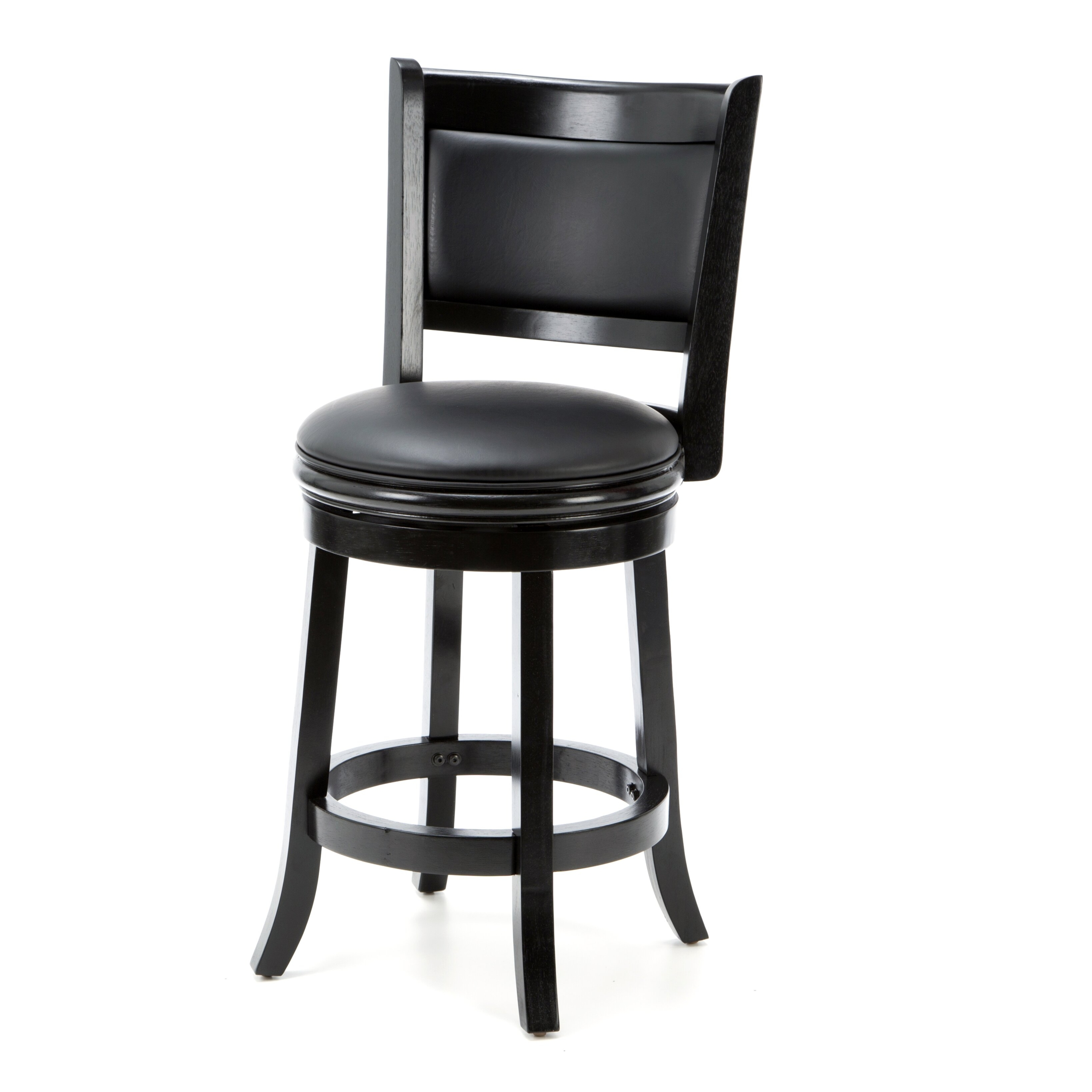 Augusta 360 Degree Swivel Bar Stool with Cushion