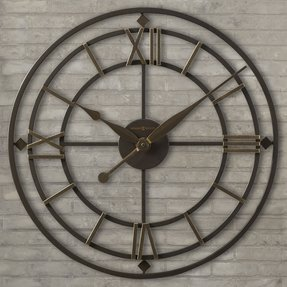 "Barthell 21.25"" Wall Clock"