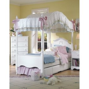 Girls Canopy Bedroom Set - Ideas on Foter