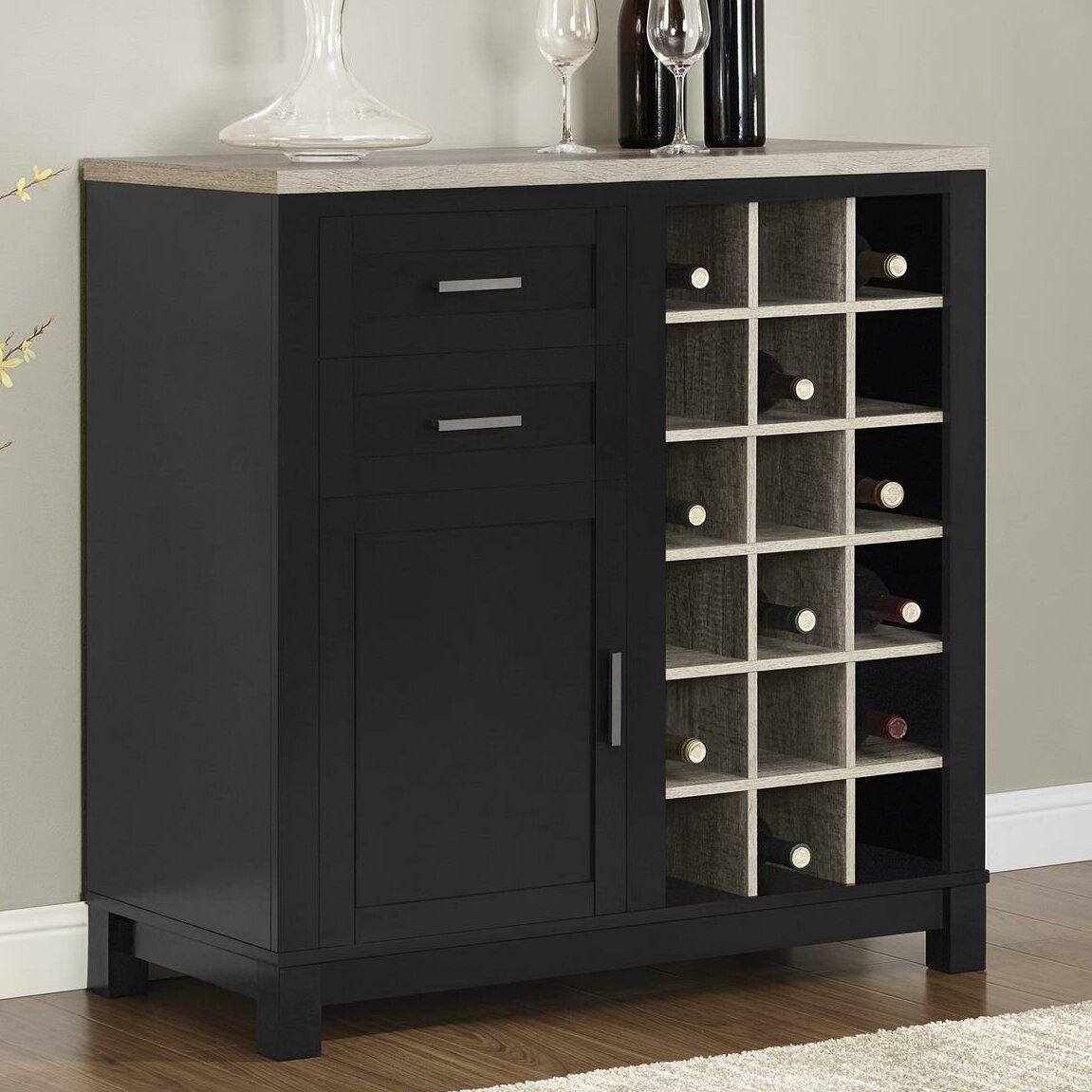 Bon Carver Bar Cabinet