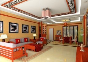 Chinese furniture living room design ideas from la