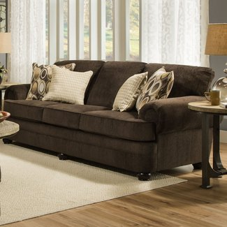 Danville Sofa by Simmons Upholstery