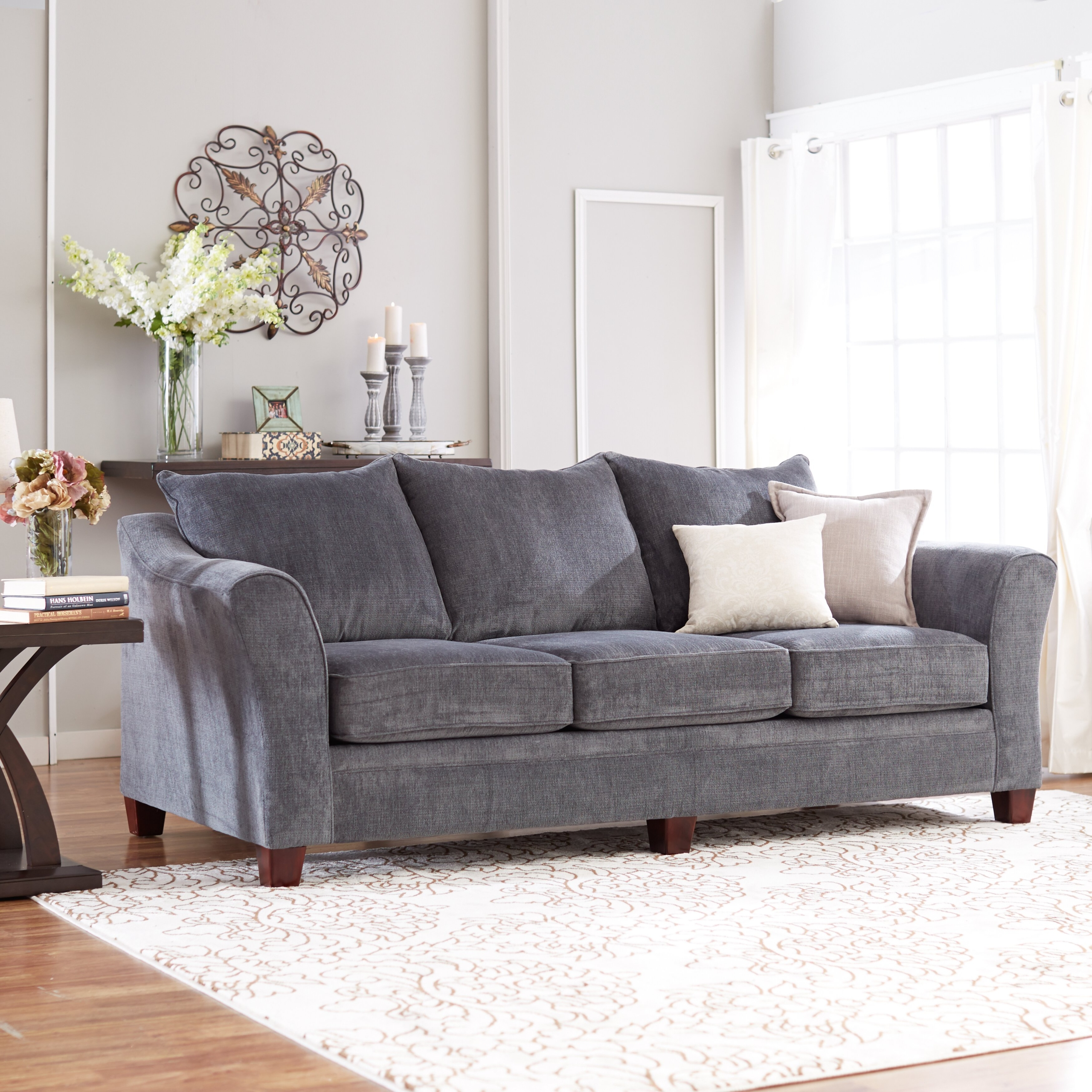 Beau Derry Sofa By Simmons Upholstery