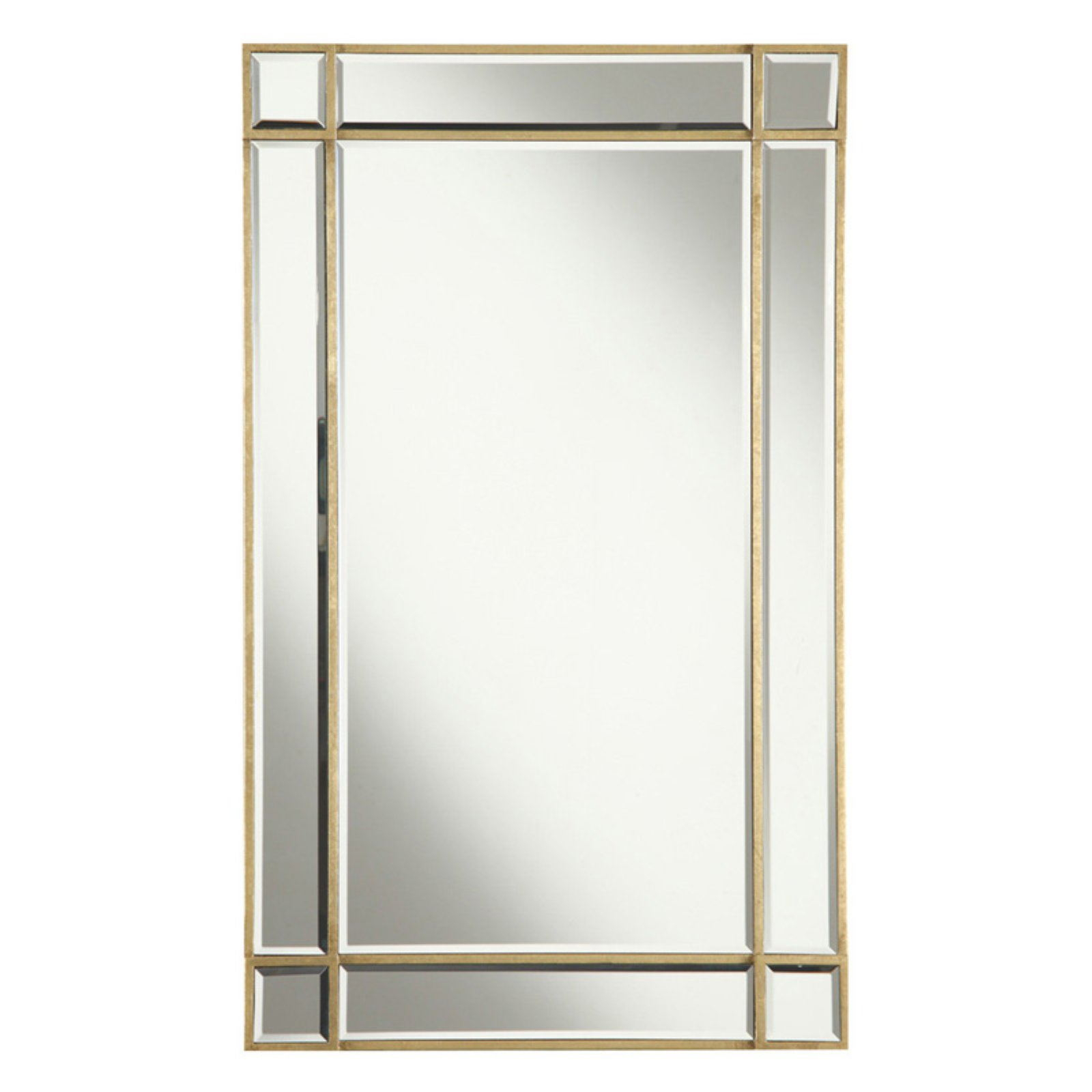Florentine Rectangular Wall Mirror