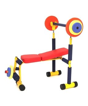 Fun and Fitness Kids' Weight Bench