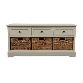 Lady Lake Storage Bench