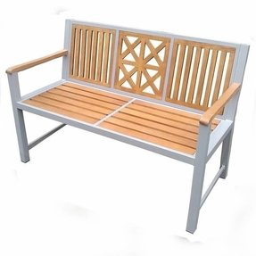 Cool Metal Outdoor Benches Ideas On Foter Forskolin Free Trial Chair Design Images Forskolin Free Trialorg