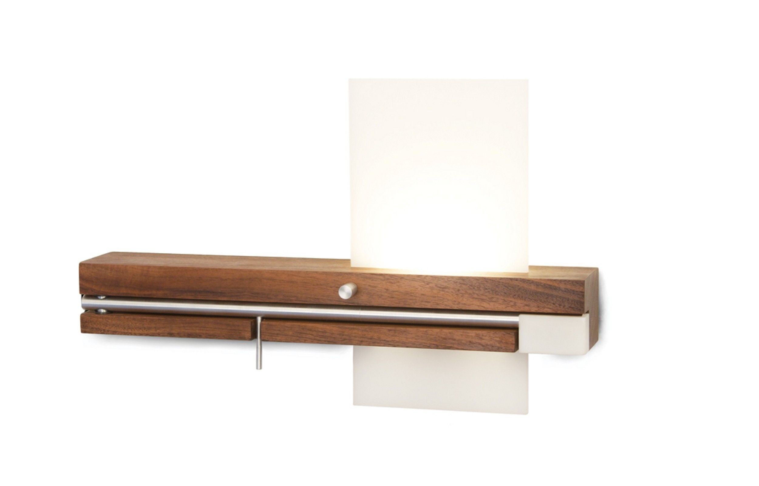 Levo 1 Light Bedside Sconce and Reading Light