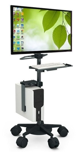 Mobile Computer Laptop Cart