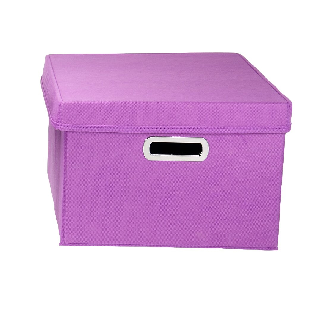 Storage Box with Lid (Set of 2)
