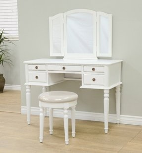 vanity set without mirror. Vanity Set with Mirror Table Without  Foter
