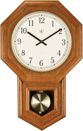 oak wall clocks foter