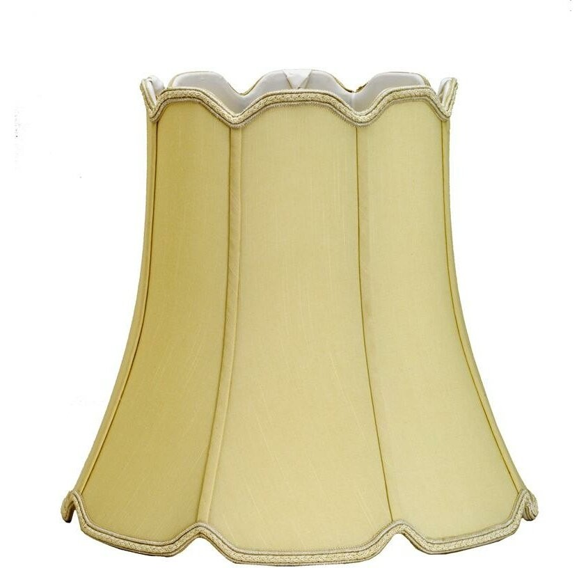 "14"" Shantung Soft Bell Lamp Shade"
