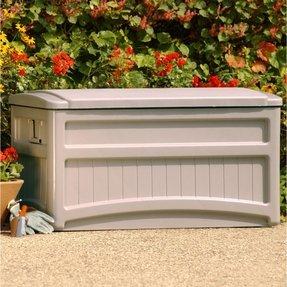 Patio Furniture Cushion Storage Boxes Foter