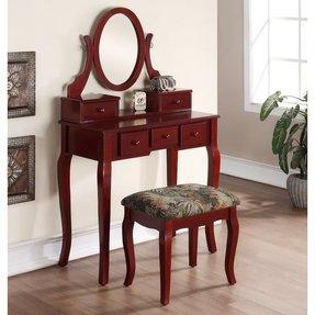 Wood Bedroom Vanity Foter