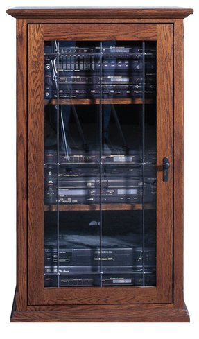 Audio Cabinet Rack Foter
