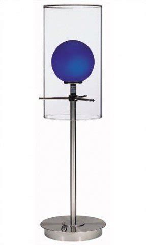 Burst Accent Lamp in Blue