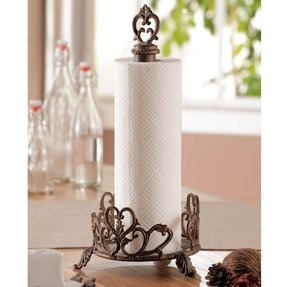 Classic Paper Towel Holder