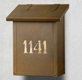 Clic Wall Mount Mailbox