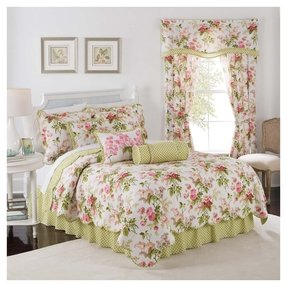 Emma's Garden Quilt Bedding Collection