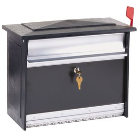 Extra Large Mailsafe Lockable Security Mailbox