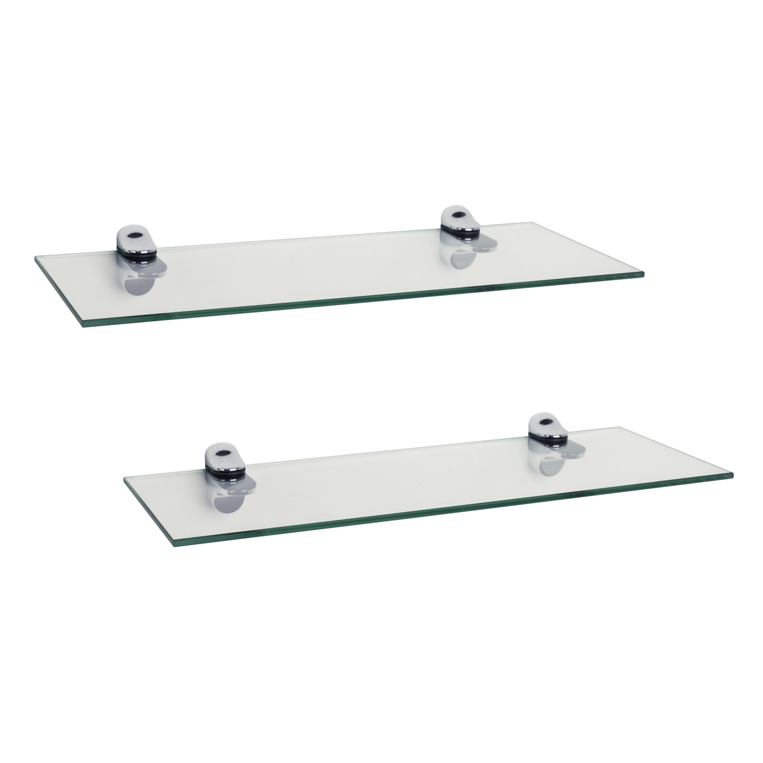 free floating shelves for bathroom