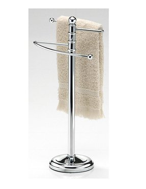 Free Standing Waterfall Towel Stand