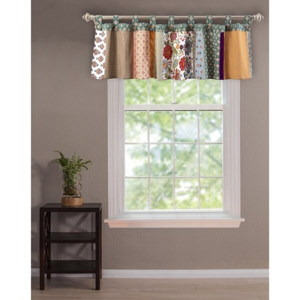 Geneva Valance Window Treatment