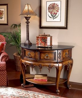 Marble Top Foyer Table Ideas On Foter