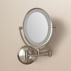 Lighted Shaving Mirror Foter