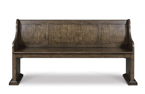 Karlin Wood Kitchen Bench