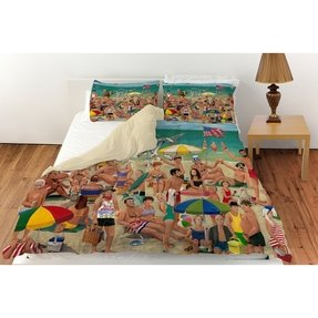 Life's a Beach Duvet Cover Collection