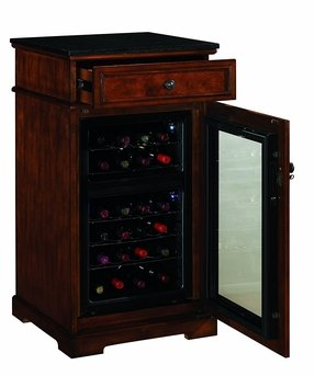 Madison 24 Bottle Dual Zone Convertible Wine Refrigerator