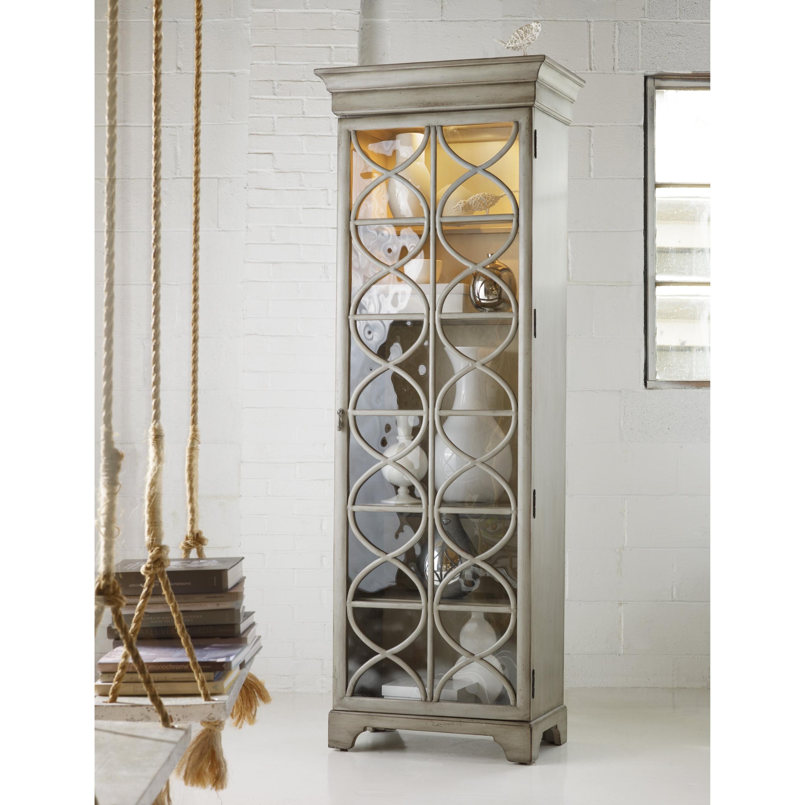 Melange Celeste Display Cabinet