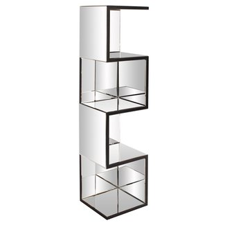 Mirrored Shelf