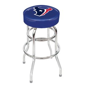 "NFL 30"" Swivel Bar Stool with Cushion"